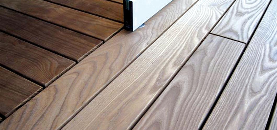 Favorit Donnerwetter, das sind Außendielen! | Tschabrun Holz & Baustoffe FE35